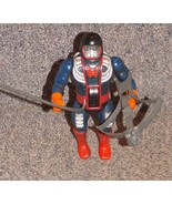 Vintage 1986 Mattel Masters Of The Universe Dragstor Figure With Chord &... - $54.99