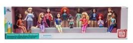 NEW Ralph Breaks the Internet DISNEY PRINCESS 13-Doll Set w/Vanellope Ex... - $187.11