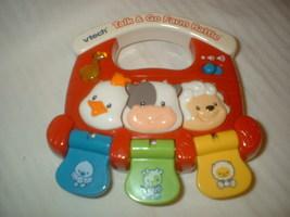 Vtech - Talk & Go Farm Rattle - Musical Toy - $24.99