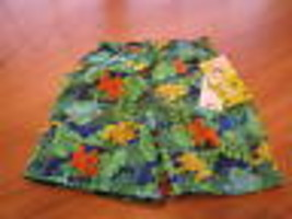 Toddler Mick and Mack LTD boys swim trunks board shorts 4 T UPF 50+ NEW - $9.60
