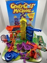Parker Brothers Goofy Golf Machine Crazy Miniature Golf Game 1994 Complete  - $59.35