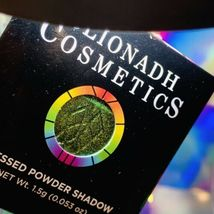 NWT NIB Clionadh Cosmetics JEWELLED MULTICHROME SINGLE PAN *1 SHADE* Gargoyle image 6
