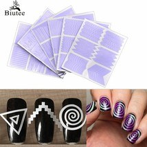 12pcs/set Nail Sticker - $13.99