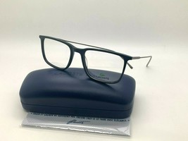 Lacoste Eyeglasses L2827 001 Black 52-18-145MM Brand New W Case - $48.62