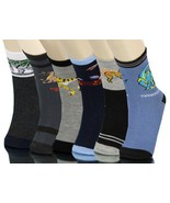 Boy Children Socks (Medium (1-2 yrs), Dinosaur Two) [Apparel] - $7.91