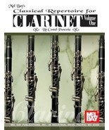 Classical Repertoire For Clarinet/Mel Bay/Volume 1 - $18.95