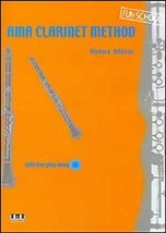 AMA Clarinet Method/Book w/CD Set/New - $18.95
