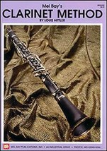 Mel Bay Clarinet Method Book/Hittler/ - $12.99