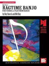 Ragtime Banjo For Tenor or Plectrum Banjo/Smeck/Mel Bay - $7.99