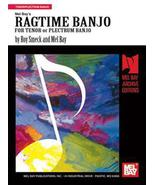 Ragtime Banjo For Tenor or Plectrum Banjo/Smeck/Mel Bay - $7.99