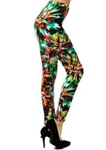 Yelete - Women's Outer Space Galaxy Fashion Printed Leggings- Free Size ... - $10.88