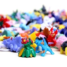 144 PCS Pokemon Figures Pikachu And Friend Action Figure Kids Toys For C... - $29.99