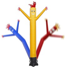 Mkevi 20ft Sky Air Puppet Dancer Inflatable Arm Flailing Tube Man Wacky ... - $51.79