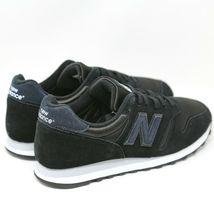 New Balance Nb 373 WL373KSP Negro Plata Visón Mujer Talla 8 Eur 39 UK 6 Running image 7