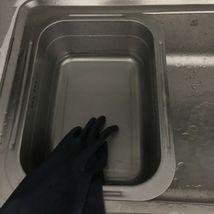 Incoc Stainless Steel Basin Bucket Dishpan Dish Washing Bowl Basket (Small) image 6