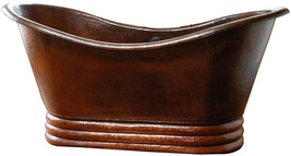 "Copper Bathtub ""Fresno"" - $2,900.00"