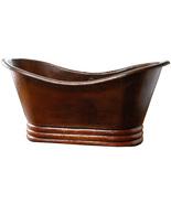 "Copper Bathtub ""Fresno"" - $2,900.00"