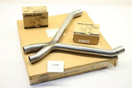 M-5251-MV6A NEW OEM Ford Racing Mustang 2011-2014 Exhaust X-Pipe X Pipe 3.7 V6 - $148.50