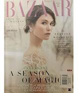 HARPER'S BAZAAR UK - JANUARY 2020 - GEMMA ARTERTON [Single Issue Magazin... - $10.74