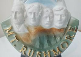 1969 Mt Rushmore Black Hills Jim Beam Whiskey Decanter Liquor Empty Deca... - $13.98