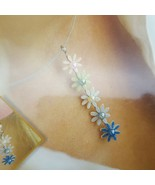 Paper Couture'sElegant Paper  Jewelry Accessories Kit Flower 2 Necklace ... - $11.64