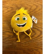 "The Emoji Movie Collectible 5"" Gene Bean Plush A7 - $10.95"