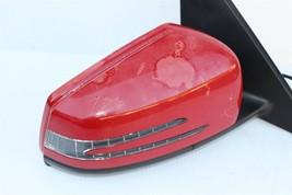2012-14 Mercedes W204 C250 C300 Power Door Mirror Driver Left LH (7-Wire) image 2