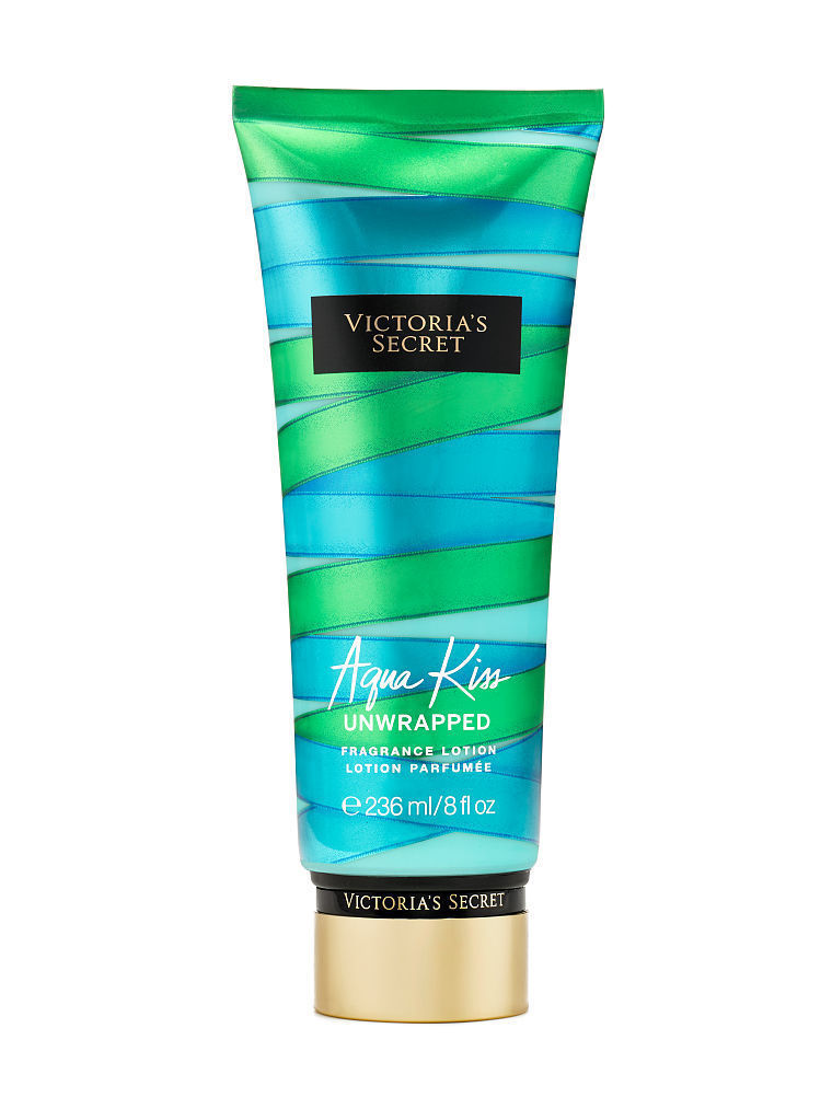 622db69dc2 S l1600. S l1600. Previous. VICTORIA S SECRET Aqua Kiss UNWRAPPED Fragrance Body  Lotion 8 oz ...