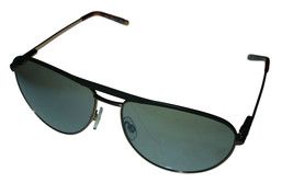 Kenneth Cole New York Mens Sunglass Metal Aviator Black/Gold  KC7046 50Q - $31.49