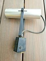 Vintage Lightolier Chrome Decorative Spot Track Lamp MCM  Light Pole - $19.99