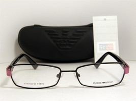 New Authentic Emporio Armani Eyeglasses EA 9662 65Z EA9662 Made In Italy... - $79.16