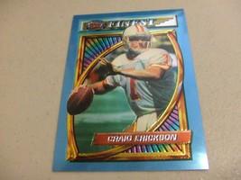 1994 Topps Finest #104 Craig Erickson -Tampa Bay Buccaneers- - $3.12