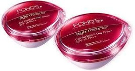 Pond's Age Miracle Combo Pack Day & Night Cream 50 g Each - Best Anti Aging - $21.55