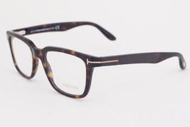 Tom Ford 5304 052 Dark Havana Eyeglasses TF5304 052 54mm - $175.42