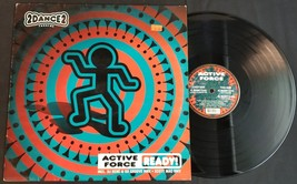 CB) Active Force - Ready! - 2 Dance 2- DJ Rene Da Groove - Vinyl Music R... - $19.79