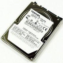 "Toshiba MK1034GSX 100GB SATA/150 5400RPM 8MB 2.5"" 9.5MM Notebook Hard Dr... - $48.95"
