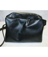 Black Leather Soft Case / Carry Bag for Cameras  - $9.89