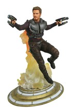Guardians of the Galaxy 2 Marvel Gallery Star Lord 9-Inch Collectible PVC Statue - $50.00