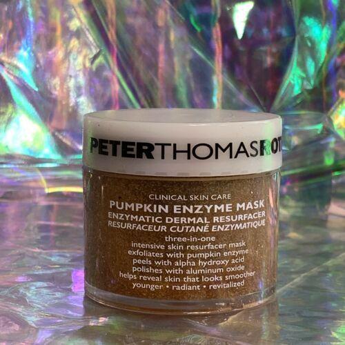 NWOB 50mL Peter Thomas Roth Pumpkin Enzyme Resurfacing Mask (1.7oz)
