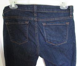 "J BRAND Women's Dark Denim Skinny Leg ""Pure"" 5 Pocket Jean Size 27 image 4"