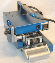 SEAMING MACHINE ELECTRIC WITH ATHENA TEMPERATURE PROCESS CONTROLLER - $1,589.00
