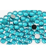 SS30 - 6mm Acrylic Rhinestones For Jewelry Making And Face Painting, Lea... - $5.04