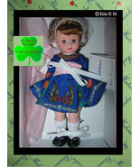 MADAME ALEXANDER 8 inch Doll - LITTLE IRISH DANCER - MIB - Great for March B'day - $85.00