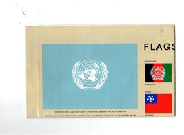 U.N. - Flags of The United Nations (1969)  - Poster - $2.95