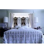 HANDIRA BLANKET WEDDING MOROCCAN BLANKET BED COVER BOHEMIAN STYLE BEST O... - $167.31