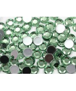 SS42 - 9mm Acrylic Rhinestones For Jewelry Making And Face Painting, Lea... - $5.68