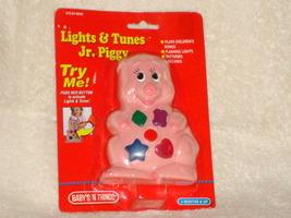 """""""Lights & Tunes Jr. Piggy"""" - $7.00"""