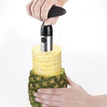 New OXO Good Grips Stainless Steel Ratcheting Pineapple Slicer - $28.83