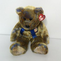 TY 2000 Buddy Clubby III Bear Beanie Babies Official Club Very Soft Tags - $18.52
