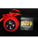Kiss Red Bulb Christmas Ornament Free Shipping - $14.99